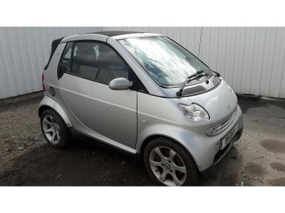 Image of 2003 SMART CITY PASSION SOFTOUCH 698cc TURBO PETROL AUTOMATIC 6 Speed 2 DOOR CONVERTIBLE