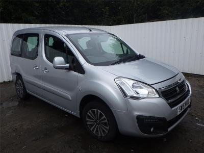 Image of 2015 PEUGEOT PARTNER BLUE HDI S/S TEPEE ACTIVE 1560cc TURBO DIESEL MANUAL 5 Speed 5 DOOR MPV