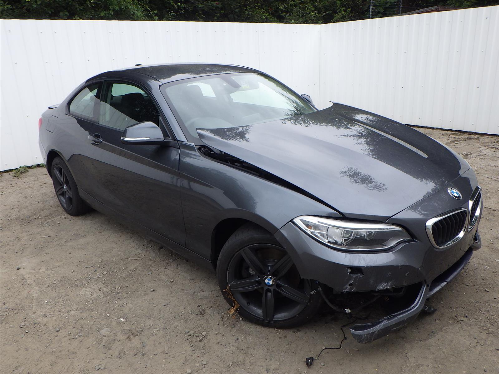 2014 BMW 2 SERIES 220D SPORT 1995cc TURBO DIESEL MANUAL 2 DOOR COUPE