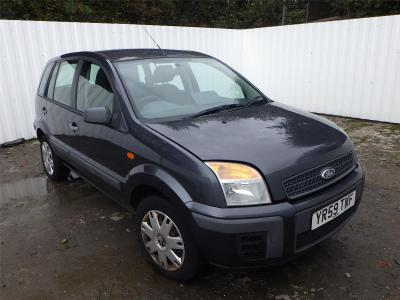 Image of 2009 FORD FUSION STYLE PLUS 1388cc PETROL MANUAL 5 Speed 5 DOOR HATCHBACK