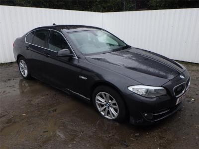 Image of 2013 BMW 5 SERIES 520D SE 1995cc TURBO DIESEL AUTOMATIC 4 DOOR SALOON