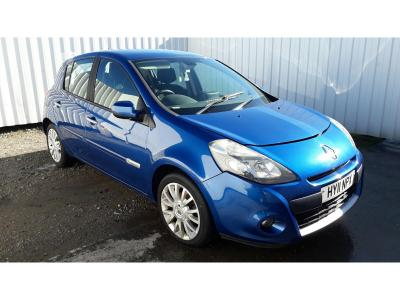 Image of 2011 RENAULT CLIO DYNAMIQUE TOMTOM TCE 1149cc TURBO PETROL MANUAL 5 Speed 5 DOOR HATCHBACK