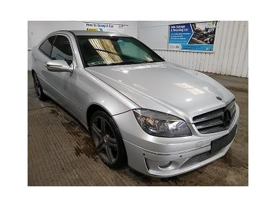 Image of 2008 MERCEDES CLC-CLASS CLC220 CDI SPORT 2148cc TURBO Diesel Automatic 5 Speed COUPE