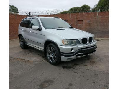 Image of 2003 BMW X5 D SPORT 2926cc TURBO Diesel Automatic 5 Speed ESTATE