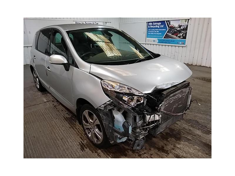 2011 Renault Scenic DYNAMIQUE TOMTOM ENERGY DCI S/ 1598cc TURBO Diesel Manual 6 Speed MPV (MULTI-PURPOSE VEHICLE)