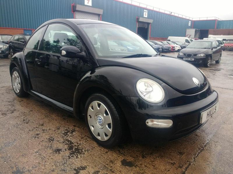 2005 Volkswagen Beetle 8V 1595cc Petrol Manual 5 Speed 3 Door Hatchback
