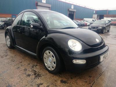 2005 Volkswagen Beetle 8V