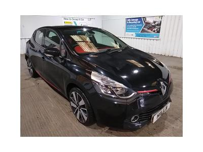 2013 Renault Clio DYNAMIQUE S MEDIANAV ENERGY TC