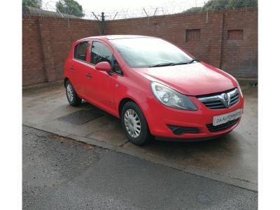 Image of 2009 Vauxhall Corsa LIFE 16V 1229cc Petrol Manual 5 Speed 5 Door Hatchback