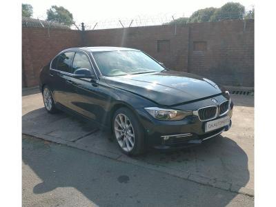 Image of 2012 BMW 3 Series 318D LUXURY 1995cc TURBO Diesel Automatic 8 Speed 4 Door Saloon