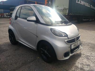 2014 Smart FORTWO COUPE GRANDSTYLE EDITION
