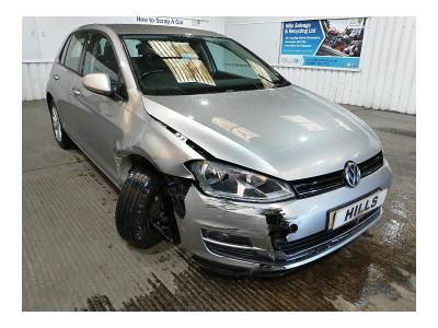 Image of 2013 Volkswagen Golf SE TSI BLUEMOTION TECHNOLOGY 1395cc TURBO Petrol Manual 6 Speed 5 Door Hatchback