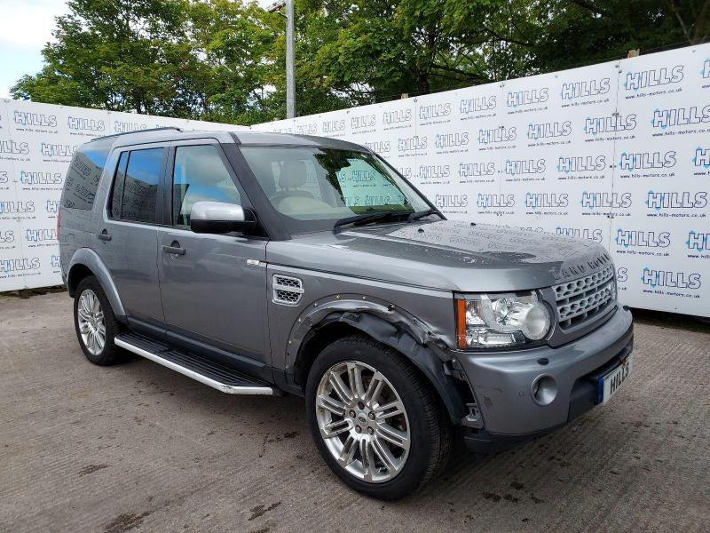 2012 Land Rover Discovery 4 SDV6 HSE 2993cc TURBO Diesel Automatic 8 Speed ESTATE