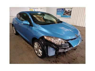 Image of 2012 Renault Megane DYNAMIQUE TOMTOM VVT 1598cc Petrol Manual 6 Speed COUPE