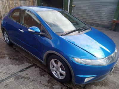 Image of 2007 Honda Civic I-VTEC SE I-SHIFT 1799cc Petrol Semi Auto 6 Speed 5 Door Hatchback