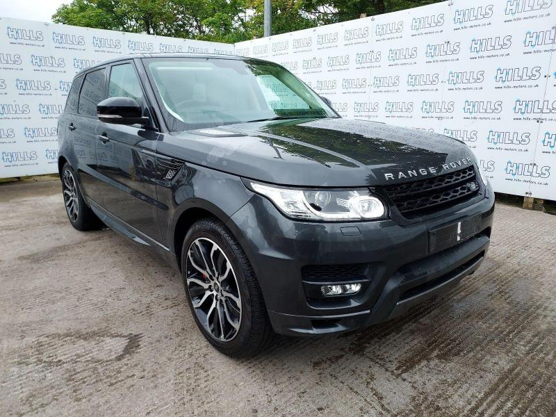2016 Land Rover Range Rover Sport SDV6 AUTOBIOGRAPHY DYNAMIC 2993cc TURBO Diesel Automatic 8 Speed ESTATE