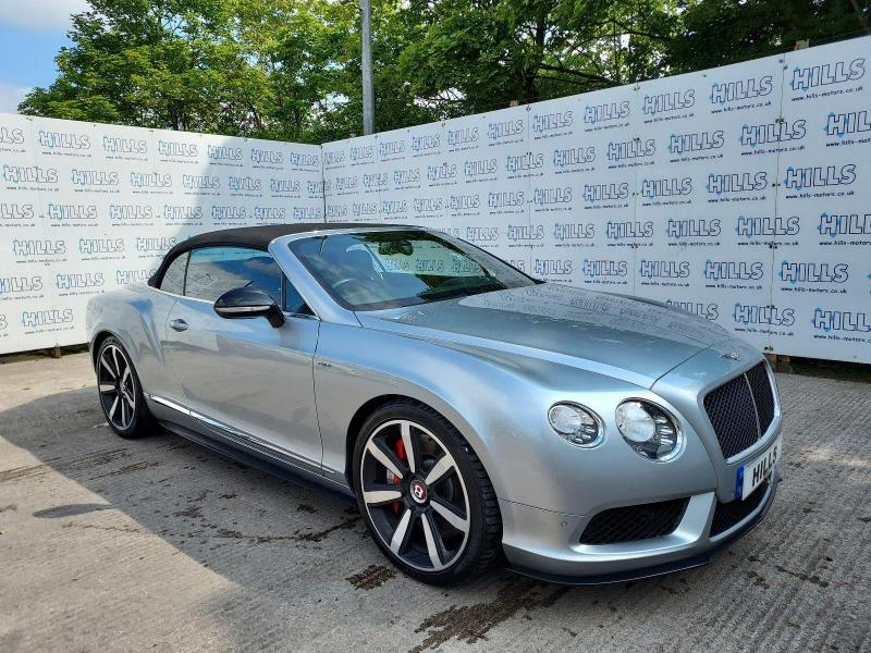 2015 Bentley Continental GT V8 S 3993cc TURBO Petrol Automatic 8 Speed CONVERTIBLE