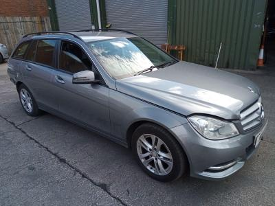 Image of 2012 MERCEDES C-Class C200 CDI BLUEEFFICIENCY EXECUT 2143cc TURBO Diesel Automatic 7 Speed ESTATE