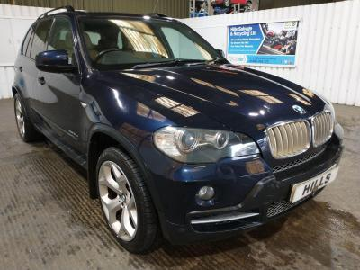 Image of 2010 BMW X5 XDRIVE35D SE 2993cc TURBO Diesel Automatic 6 Speed ESTATE