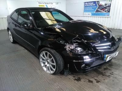 Image of 2010 MERCEDES CLC-CLASS CLC220 CDI SPORT 2148cc TURBO Diesel Automatic 5 Speed COUPE