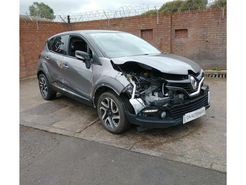 2015 Renault Captur DYNAMIQUE S NAV TCE 898cc TURBO Petrol Manual 5 Speed 5 Door Hatchback