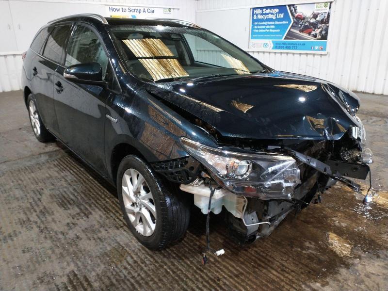 2017 Toyota Auris VVTI BUSINESS EDITION TOURING 1798cc HYBRID ELECTRIC CVT 1 Speed ESTATE