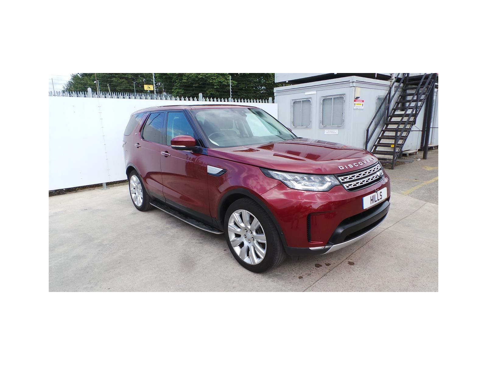2017 Land Rover Discovery SD4 HSE LUXURY 1999cc TURBO Diesel Automatic 8 Speed ESTATE