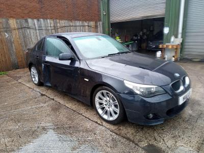 Image of 2006 BMW 5 Series 520D M SPORT 1995cc TURBO Diesel Manual 6 Speed 4 Door Saloon
