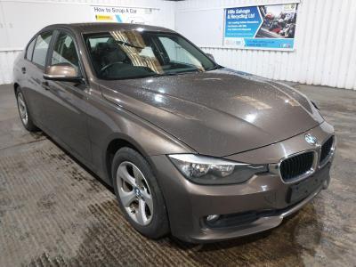 Image of 2012 BMW 3 Series 320D EFFICIENTDYNAMICS 1995cc TURBO Diesel Manual 6 Speed 4 Door Saloon