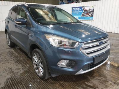 2019 Ford Kuga TITANIUM X EDITION