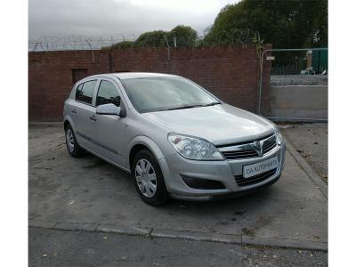 2009 Vauxhall Astra LIFE A/C