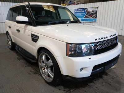 Image of 2010 Land Rover Range Rover Sport TDV6 HSE 2993cc TURBO Diesel Automatic 6 Speed ESTATE
