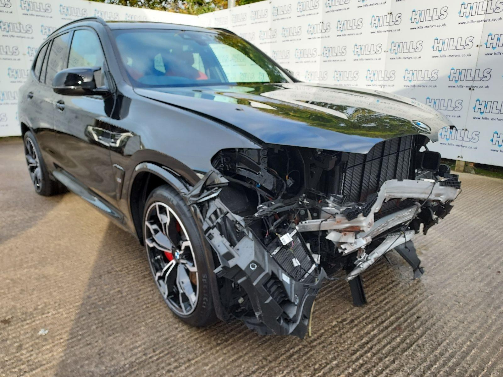 2021 BMW X3 M COMPETITION 2993cc TURBO Petrol Automatic 8 Speed ESTATE