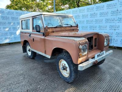 Image of 1984 Land Rover 88 4 CYL 2286cc Petrol Manual LIGHT 4X4 UTILITY