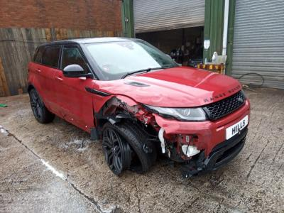 Image of 2018 Land Rover Range Rover Evoque TD4 HSE DYNAMIC 1999cc TURBO Diesel Automatic 9 Speed ESTATE
