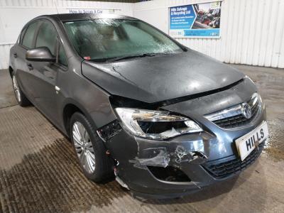 Image of 2011 Vauxhall Astra EXCITE 1398cc Petrol Manual 5 Speed 5 Door Hatchback