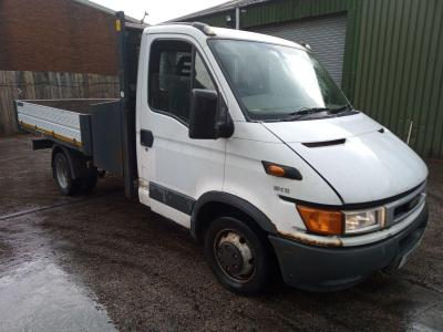 Image of 2000 Iveco Daily 35C11 2798cc TURBO Diesel Manual 5 Speed DROPSIDE