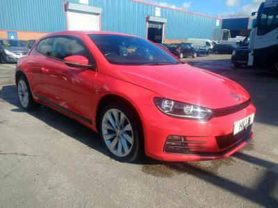 Image of 2015 Volkswagen Scirocco GT TDI BLUEMOTION TECHNOLOGY D 1968cc TURBO Diesel Semi Auto 6 Speed COUPE