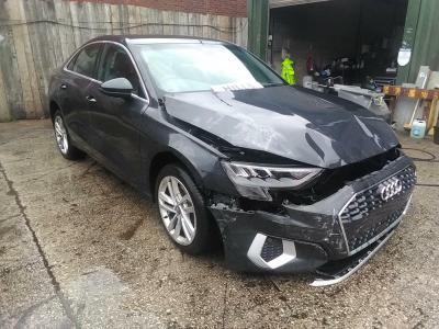 Image of 2021 Audi A3 TFSI SPORT 35 1498cc TURBO Petrol Semi Auto 7 Speed 4 Door Saloon