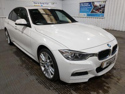 Image of 2015 BMW 3 Series 320D M SPORT 1995cc TURBO Diesel Automatic 8 Speed 4 Door Saloon