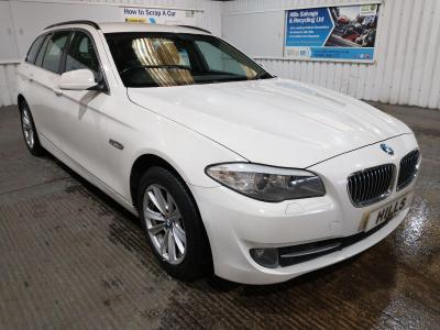 Image of 2012 BMW 5 Series 530D AC TOURING 2993cc TURBO Diesel Automatic 8 Speed ESTATE