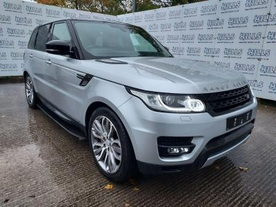 Image of 2014 Land Rover Range Rover Sport SDV6 HSE DYNAMIC 2993cc TURBO Diesel Automatic 8 Speed ESTATE