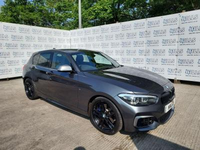 Image of 2019 BMW 1 SERIES M140I SHADOW EDITION 2998cc TURBO Petrol Automatic 8 Speed 5 Door Hatchback