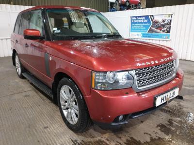 Image of 2009 Land Rover RANGE ROVER VOGUE TDV8 VOGUE SE 3628cc TURBO Diesel Automatic 6 Speed ESTATE