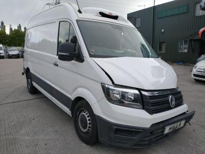 Image of 2019 Volkswagen Crafter CR35 TDI M H/R P/V TRENDLINE 1968cc TURBO Diesel Manual 6 Speed INSULATED/REFRIGERATED