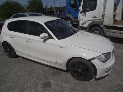 Image of 2010 BMW 1 SERIES 116D SETURBO DIESEL MANUAL 5 DOOR HATCHBACK