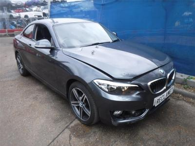 Image of 2015 BMW 2 SERIES 218I SPORT 1499cc TURBO PETROL MANUAL 2 DOOR COUPE