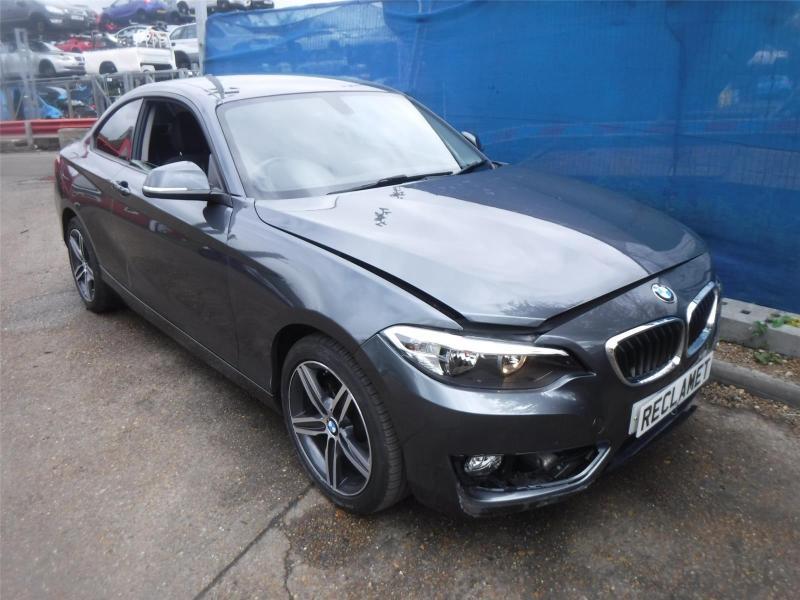 2015 BMW 2 SERIES 218I SPORT 1499cc TURBO PETROL MANUAL 2 DOOR COUPE