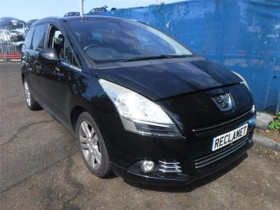 2010 PEUGEOT 5008 HDI EXCLUSIVE