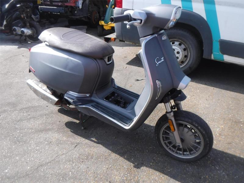 2019 LAMBRETTA V 125cc PETROL MOTORCYCLE